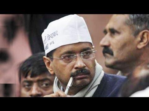 Gadakri sends legal notice to Kejriwal over