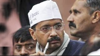Gadakri sends legal notice to Kejriwal over