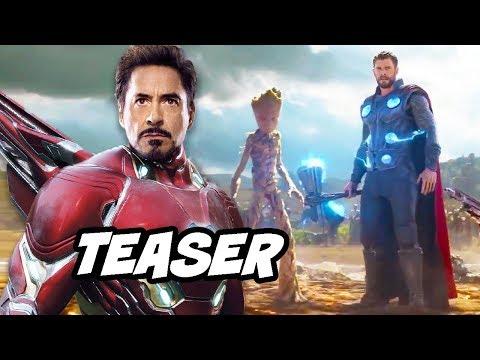 Avengers 4 Title Teaser Explained by Mark Ruffalo
