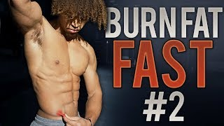 How To Burn Fat Fast - Follow Along Abnormal H.I.I.T Workout #2