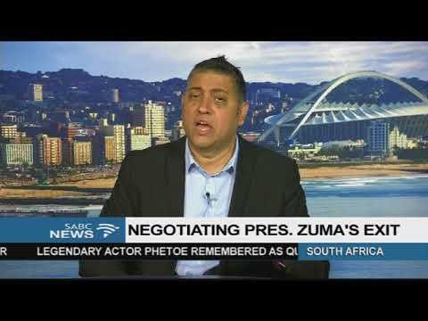 When will President Jacob Zuma resign? - Ronesh Dhawraj