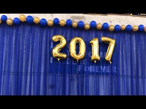 Happy Camp High School Graduation 2017