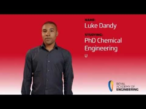 Luke Dandy - Designed to Inspire - Royal Academy of Engineering