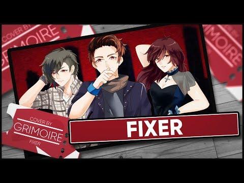 【HRRCB-PV】 「 Fixer [フィクサー] 」 【grimoire】
