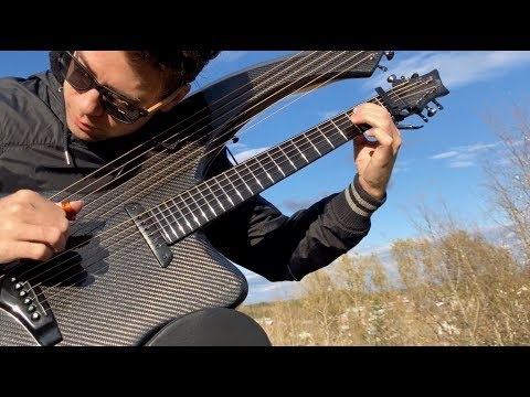 Paint it Black - The Rolling Stones - Harp Guitar - Jamie Dupuis