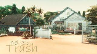 The Sims 4: Строительство | Del-Sol Trash