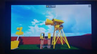 Roblox H.O.R Sirex siren test full attack.