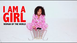 'I AM A GIRL' - TENNILLE AMOR (OFFICIAL MUSIC VIDEO)