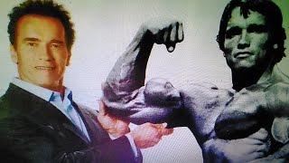 El gran mito del culturismo:Arnold Schwarzenegger historia