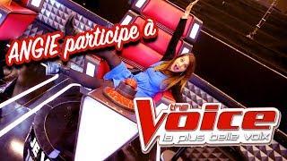 Angie participe à THE VOICE ! - Vidéo bonus Angie maman 2.0