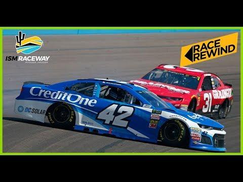 Race Rewind: ISM Raceway in 15