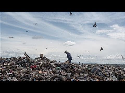 The Devastating Impact of Closing Latin America's Biggest Landfill