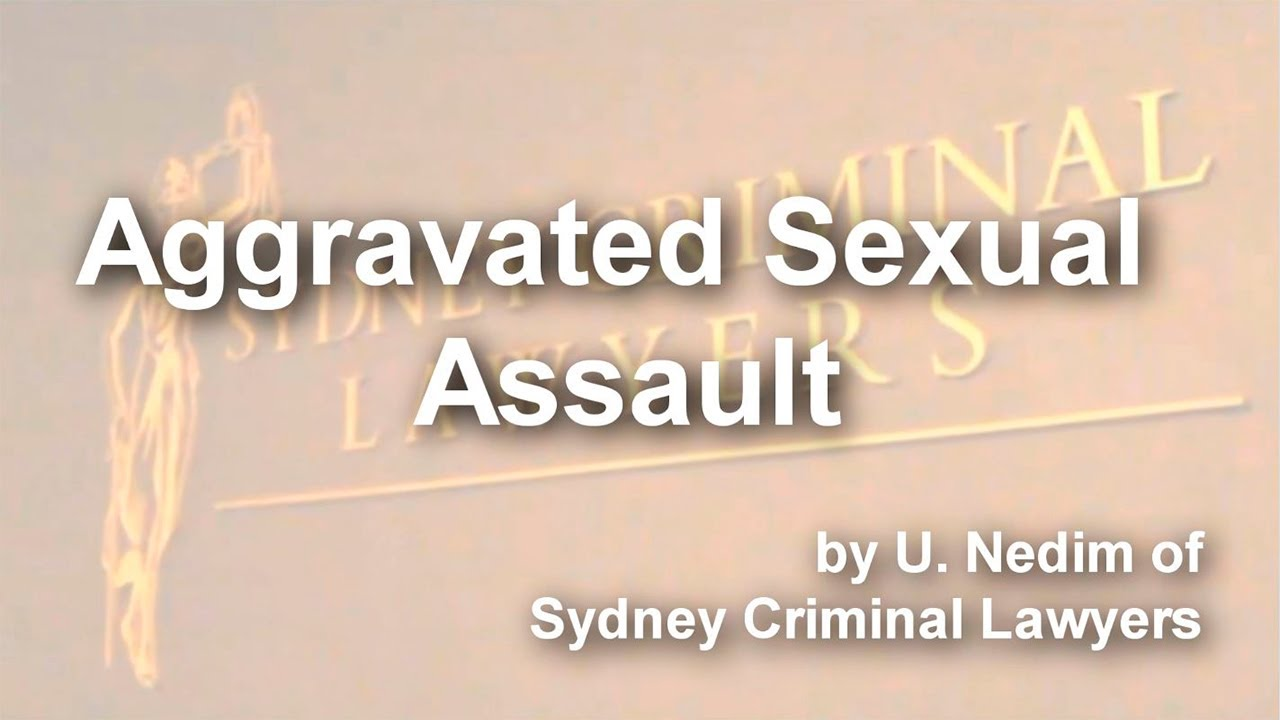 What is aggravated sexual assault photo 98