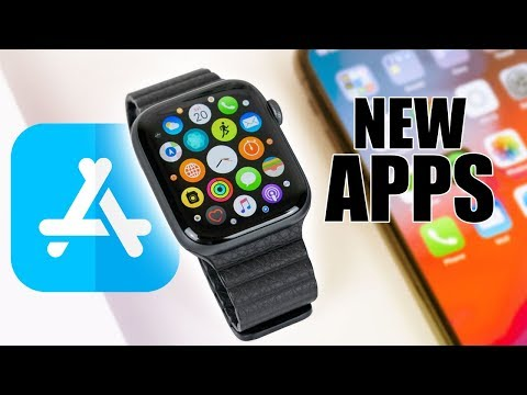 10 NEW Apple Watch Apps You Need To Try Out