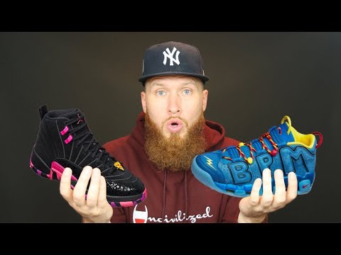 RANKING THE COMPLETE NIKE DOERNBECHER FREESTYLE 2017 COLLECTION!!!