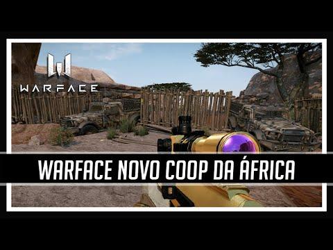 Warface Novo COOP da África