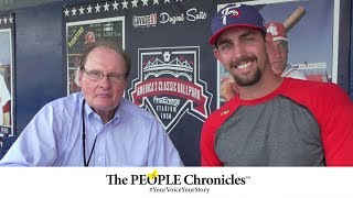 Talking Sport and Fitness with Zeke | Meet Austin Davis from Reading Fightins Phils