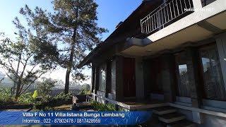 Harga Promo Villa Murah 3 Kamar Di Lembang - Villa Istana Bunga F No 11