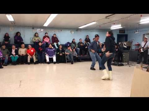 Kotlik fiddling funny dance
