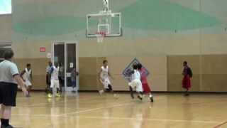 Angelo Casey - 2013 Summer AAU Highlights