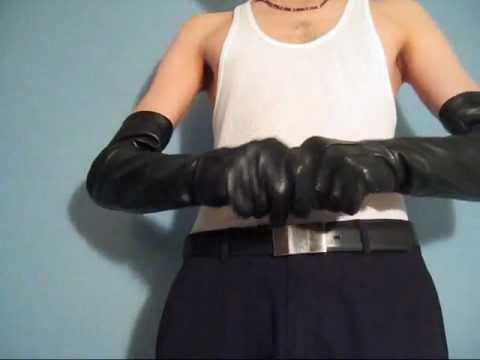 Men's Long Leather GlovesKaynak: YouTube · Süre: 6 dakika26 saniye