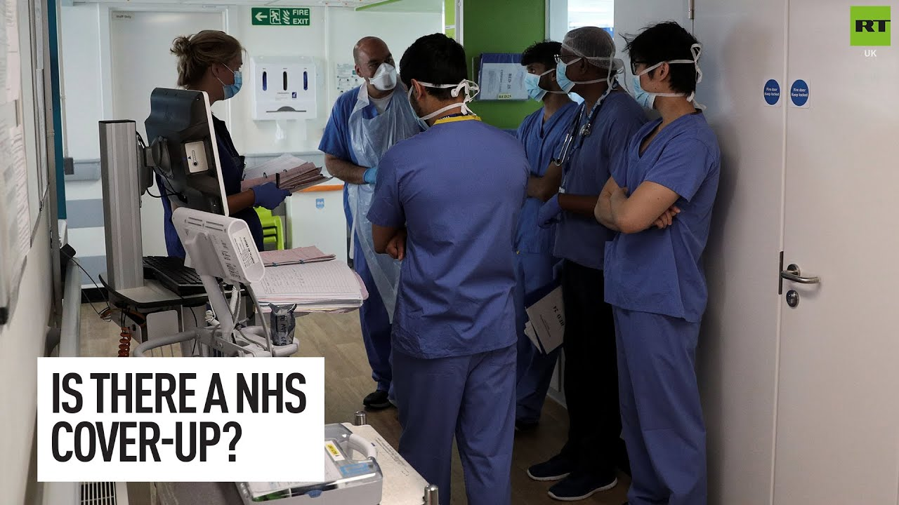 Whistleblowers calling out 'corruption' and 'cover-ups' in the NHS