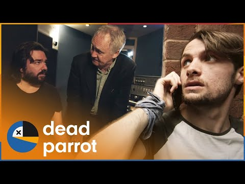Sleigh | Starring Matt Berry and Nigel Planer | Dead Parrot Exclusive