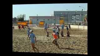 ЧР по пляжному гандболу.     11-17.06.2012г.wmv