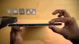 Lenovo YOGA 3 PRO detailed unboxing