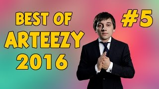 Dota 2: Best Of Arteezy 2016 #5