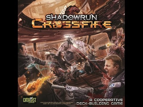 Shadowrun Mini-Campaign -- Against the Ancients