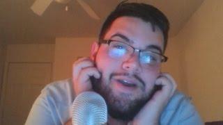 ASMR Beard Scratching [Hair sounds]
