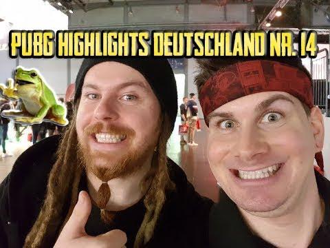 PUBG Highlights Deutschland #14 - Lostaiming überfährt Frosch!