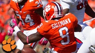 Injury Alert: Clemson RB Wayne Gallman