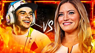 NADESHOT vs. iJUSTINE - 1v1 CALL OF DUTY