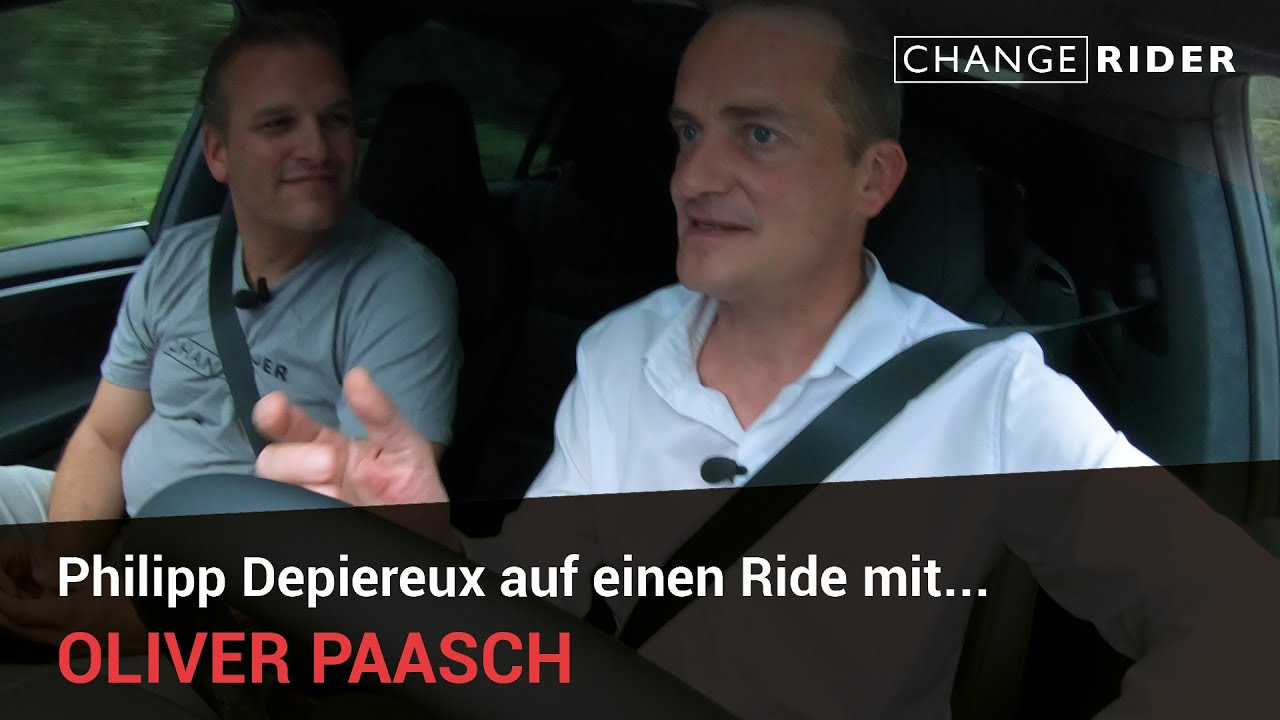 ChangeRider #14 Oliver Paasch: Digitalisierung im ostbelgischen ländlichen Raum