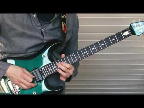 Metallicity Solo 2 | Mesa Boogie Roadster | Musicman JP6