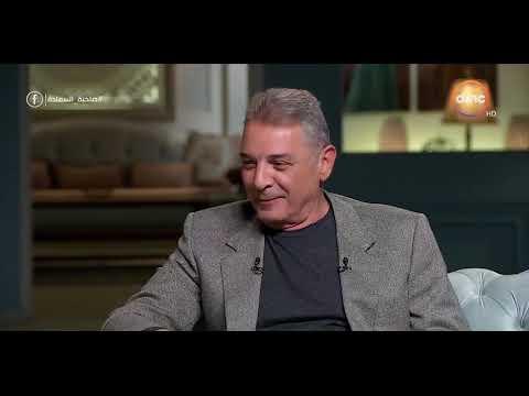 صاحبة السعادة - الفنان محمود حميدة   أحمد زكي كان شخصية ملوله جدا وكان ممكن يمشي في اي وقت 