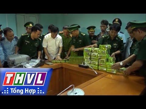 THVL | Người đưa tin 24G: Hải quan Hà Tĩnh bắt nóng 52 bánh heroin, 25kg ma túy đá