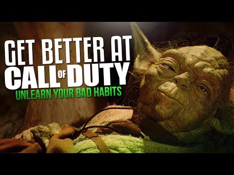 Get Better At Call of Duty: Unlearn Your Bad Habits (MWR Gameplay)