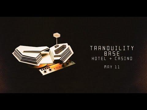 Arctic Monkeys - Tranquility Base Hotel & Casino (with lyrics)