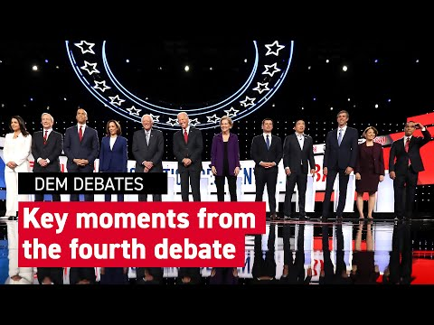 Good Morning Orlando - WATCH: Fourth 2020 Democratic Primary Debate