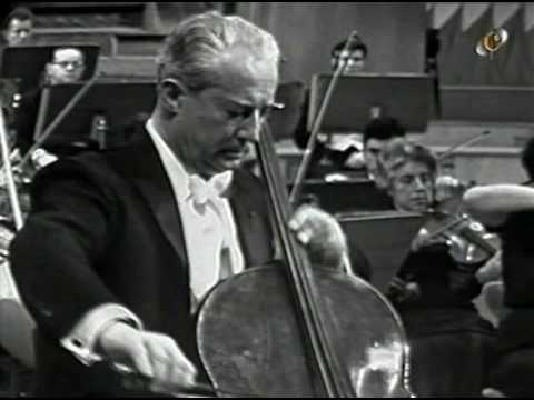 Schumann cello concerto part2 - P. Fournier