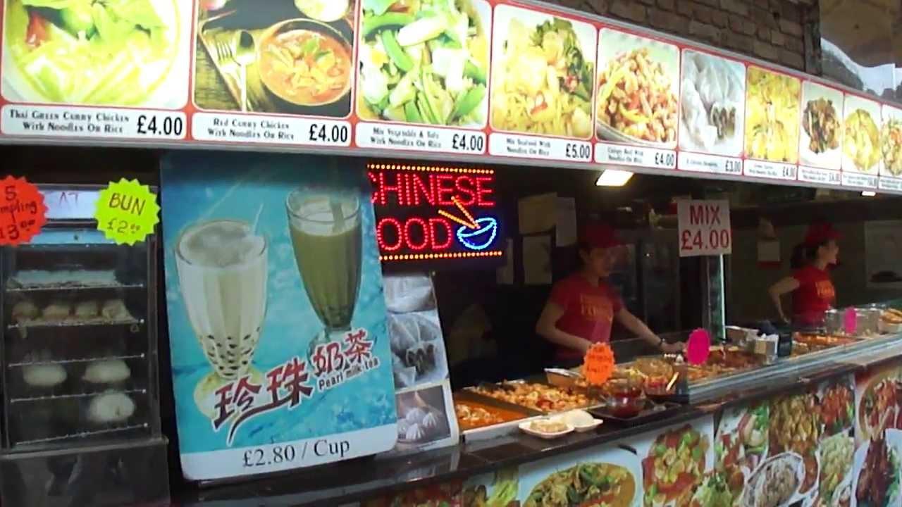 Fast Food Market Longon