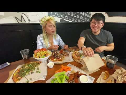 national-pizza-day-february-9th!!!-impact-juice-bar-and-pizza-press-vlog-#rainaiscrazy