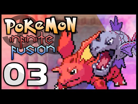 Pokémon Infinite Fusion - Episode 3 | Mt. Monstrous!