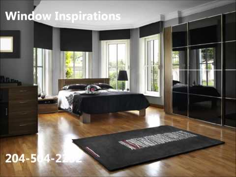 Window Inspirations - Window Blinds Winnipeg