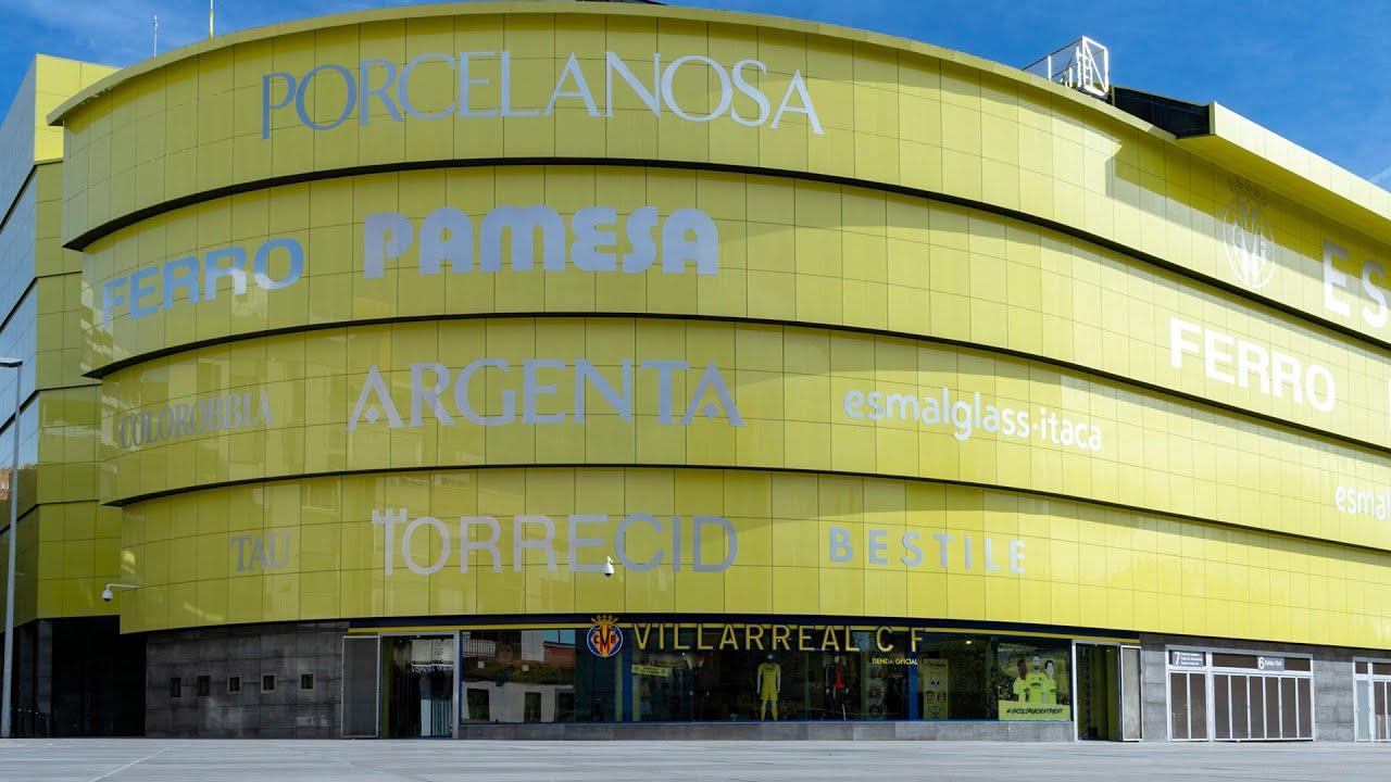 La Tienda del Estadio de la Cerámica reabre sus puertas