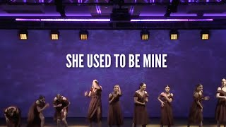 She Used To Be Mine | InMotion Performing Arts Studio | Momentum Performing Arts Group