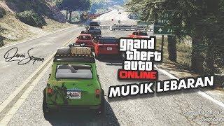 Mudik Lebaran di GTA: Online 2018